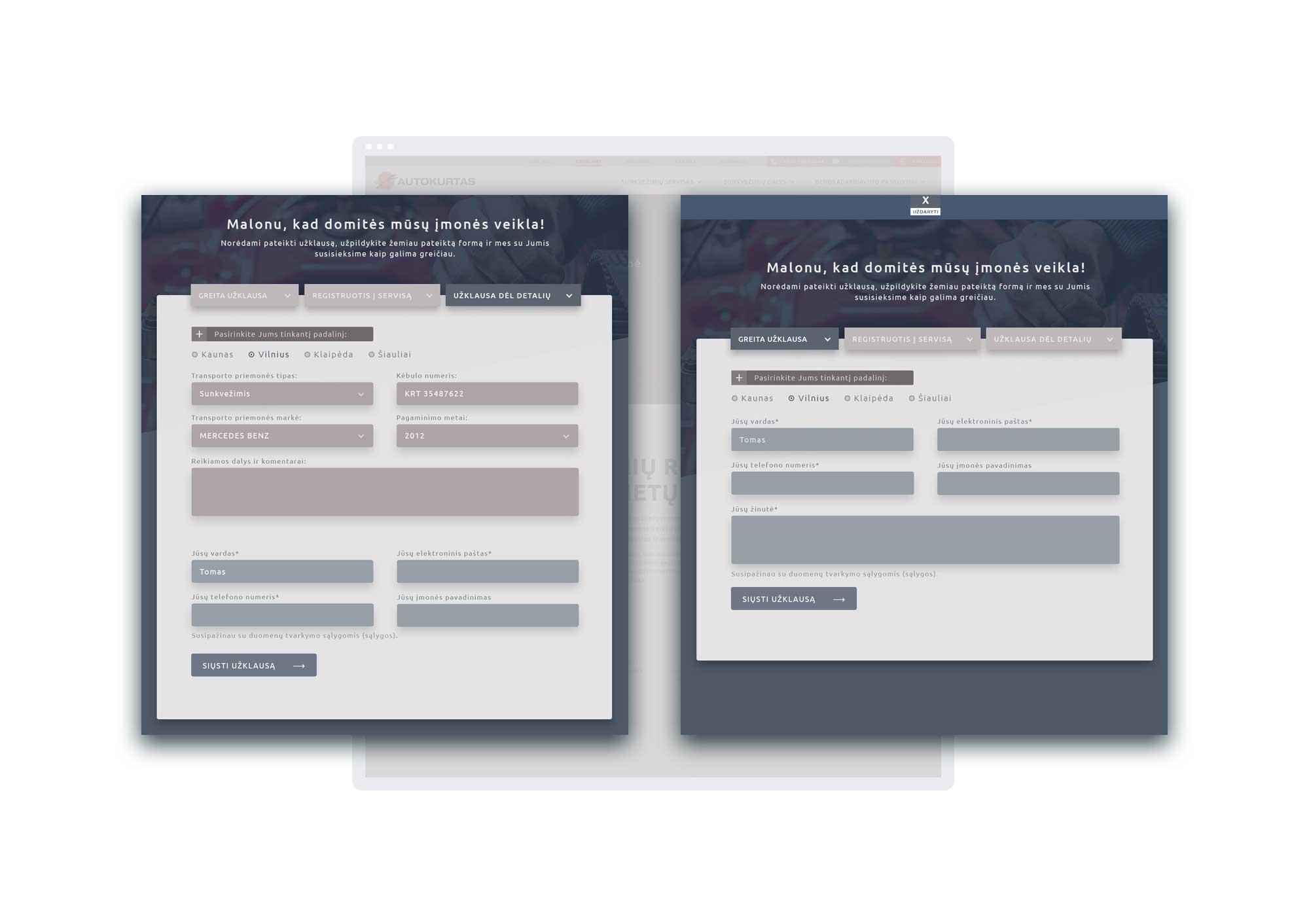 PIXELART - internetinių svetainių kūrimas. Sukūrėme aiškias ir itin patogias paslaugų užsakymo formas. Internetinių svetainių kūrimas: Vilniuje, Kaune, Šiauliuose, Klaipėdoje, Panevėžyje. Unikalių internetinių svetainių kūrimas – PIXELART.